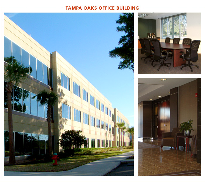 tampa oaks office building