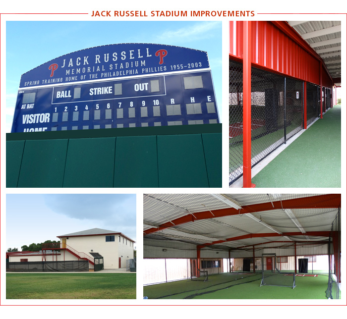 Jack Russell Stadium Improvements