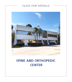 Spine And Orthopedic Center